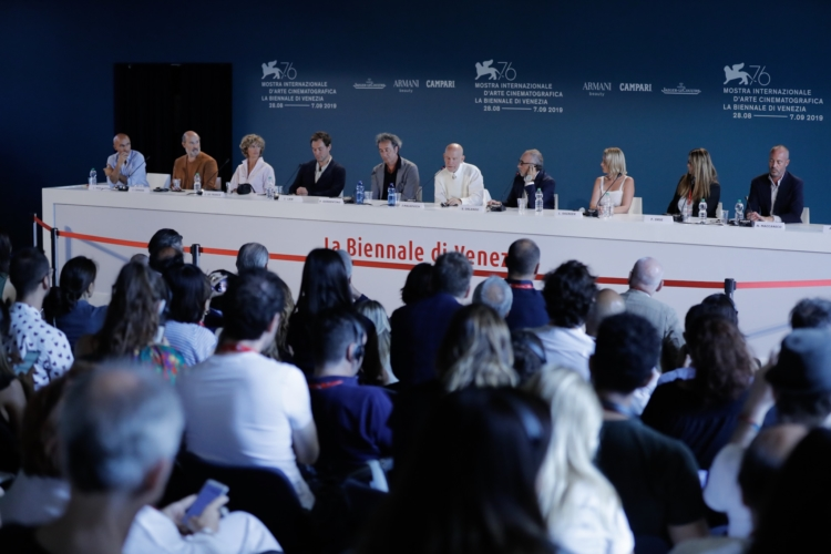 The New Pope Venezia 76