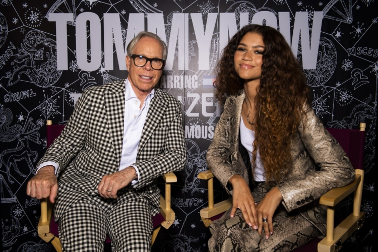 Tommy Hilfiger Zendaya sfilata autunno 2019: il fashion show ad Harlem con Gigi e Bella Hadid