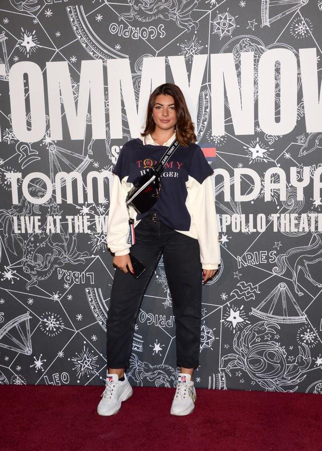 Tommy Hilfiger Zendaya sfilata autunno 2019