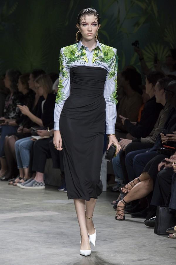 Versace Donna primavera estate 2020