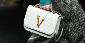 Versace borse Virtus 2019: la bag must have per l'autunno inverno 2019