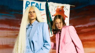 Vivienne Westwood primavera estate 2020: No Man's Land