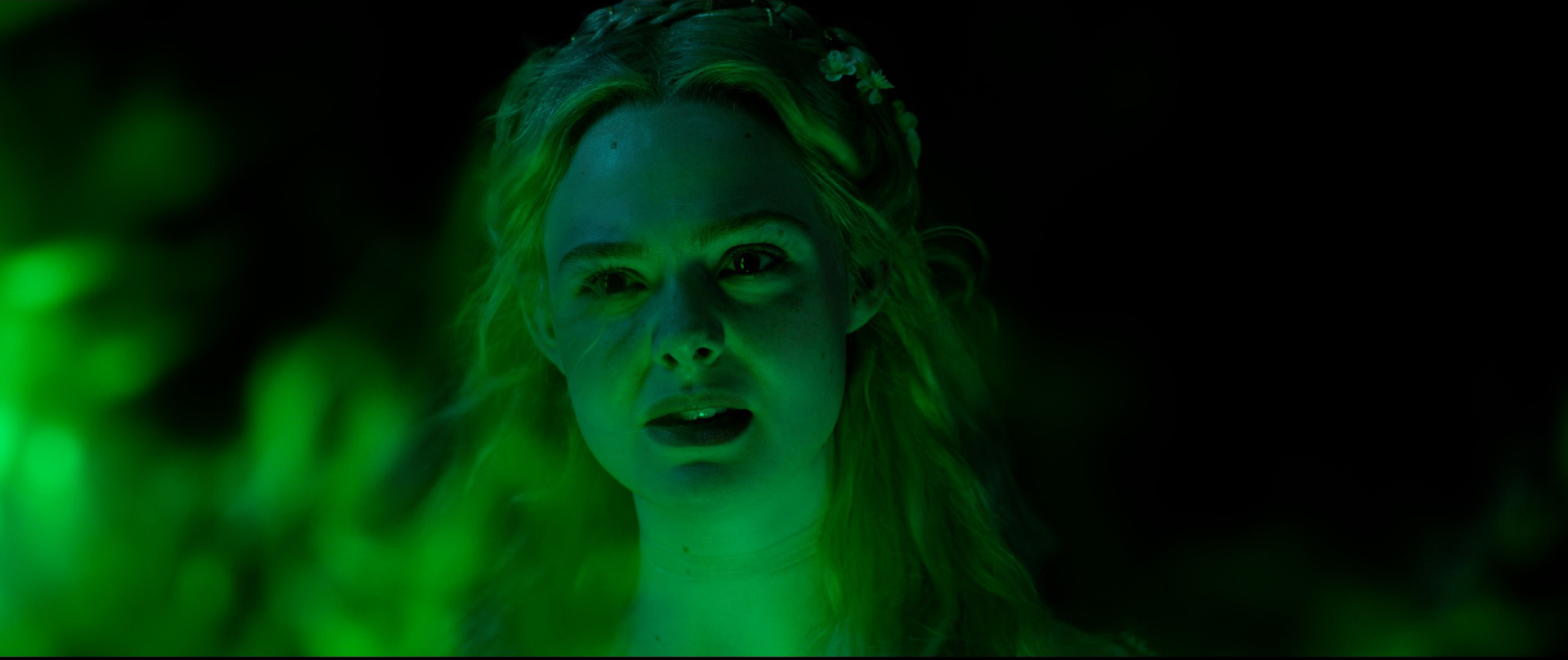 Maleficent 2 Signora del Male Elle Fanning