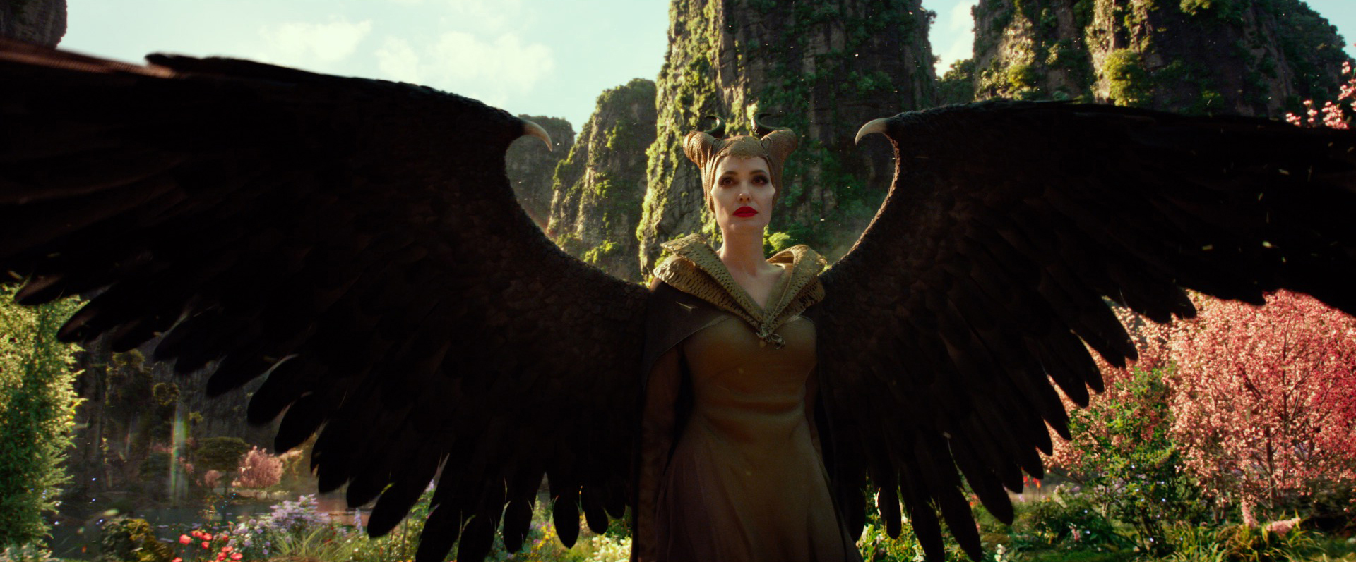 Maleficent 2 Signora del Male Angelina Jolie