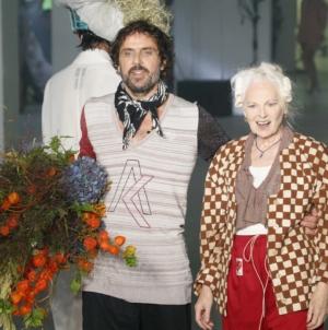 "Andreas Kronthaler Vivienne Westwood primavera estate 2020: ""Rock me Amadeus"""