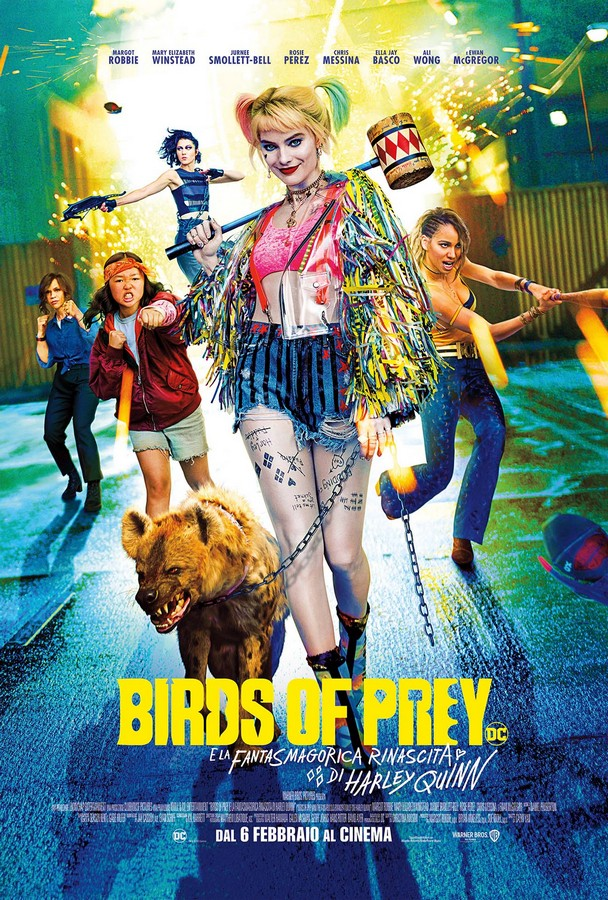 Birds of Prey film 2020