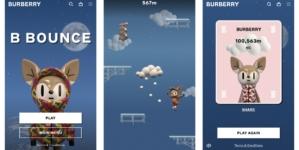Burberry B Bounce game: il gioco online e la nuova collezione di piumini monogramma