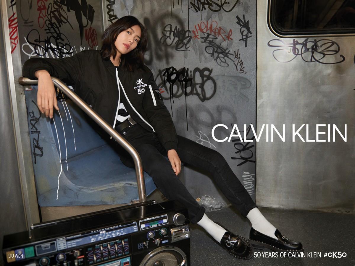 Calvin Klein 50 anniversario