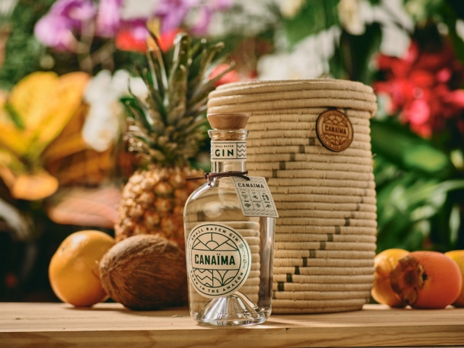 Canaïma gin: origini amazzoniche per il gin super premium di Compagnia dei Caraibi