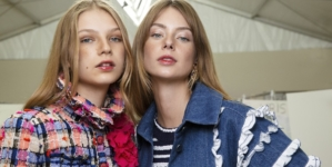 Chanel make up primavera estate 2020: il beauty look di Lucia Pica