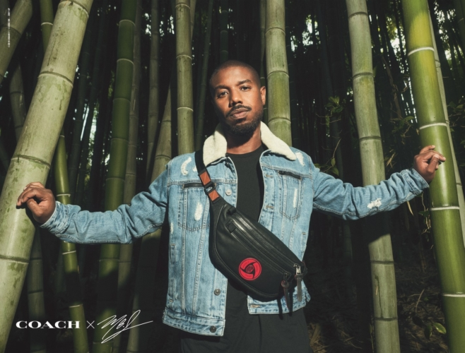 Coach MBJ Naruto collection: la capsule realizzata con Michael B. Jordan, il video