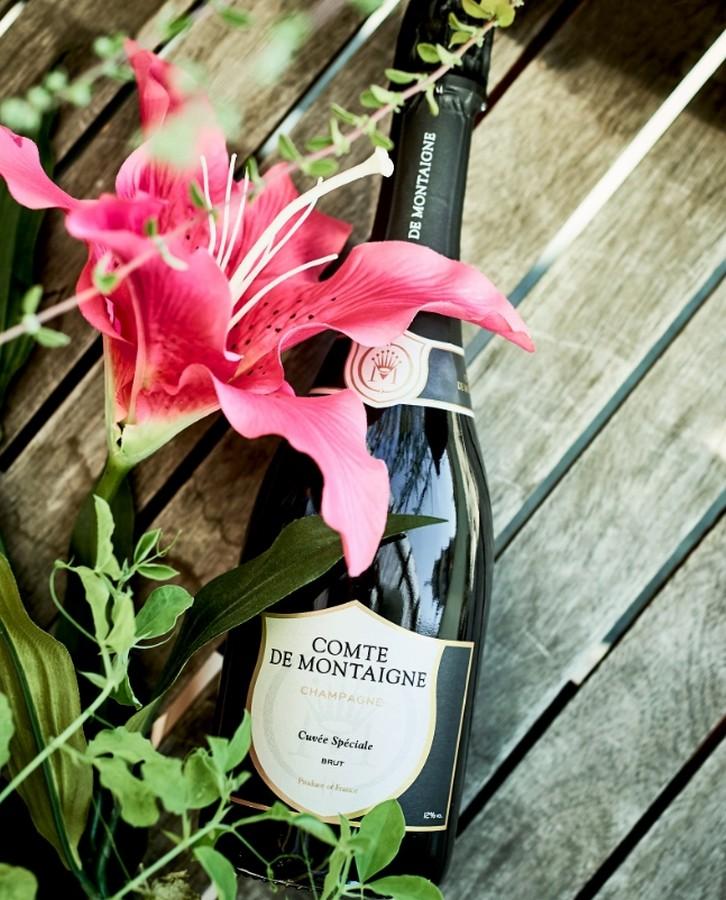 Comte de Montaigne Champagne