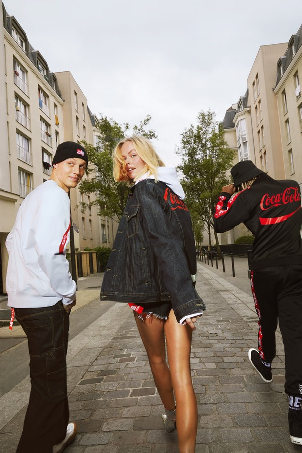 Diesel Coca Cola capsule collection