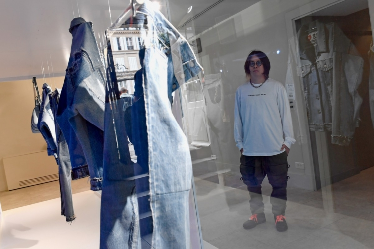 Diesel Red Tag Readymade: la capsule collection a cura di Yuta Hosokowa