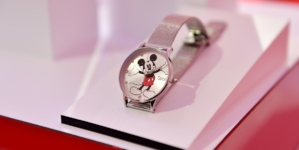 Disney Collection by Stroili: gli orologi e i gioielli, il party con Marica Pellegrinelli
