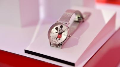 Disney Collection by Stroili: gli orologi e i gioielli, il party con Marica Pellegrinelli