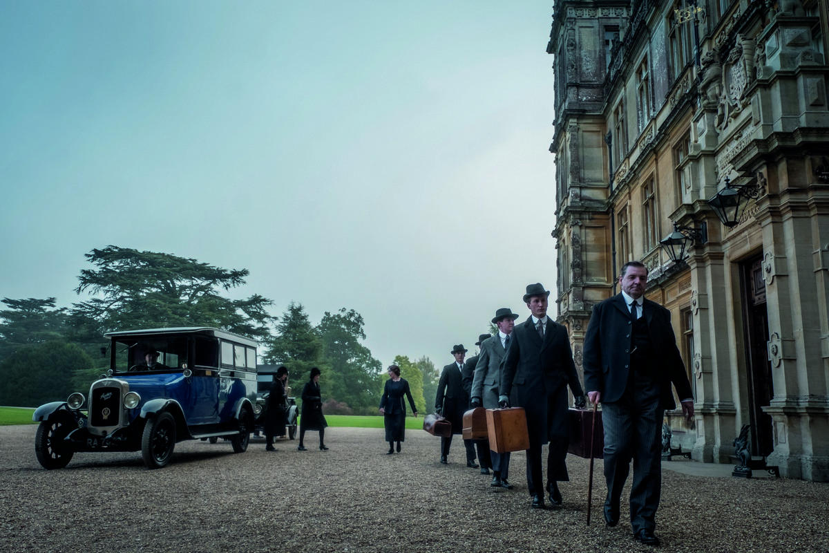 Downton Abbey film cinema