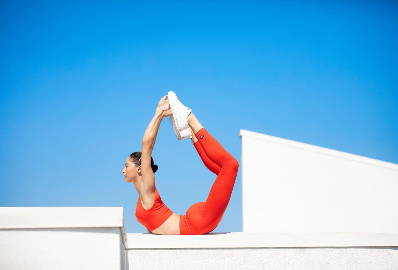 Ecoalf collezione Yoga