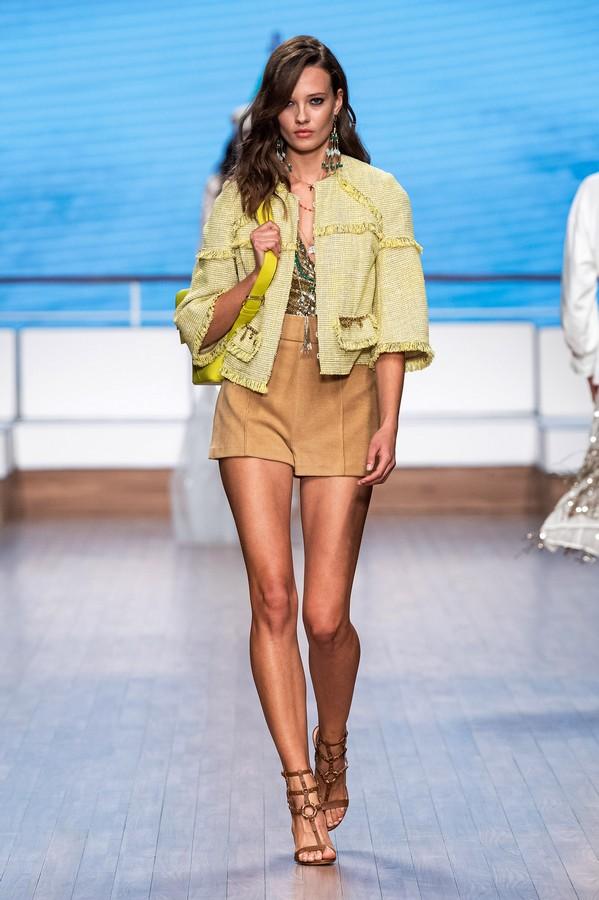 Elisabetta Franchi primavera estate 2020