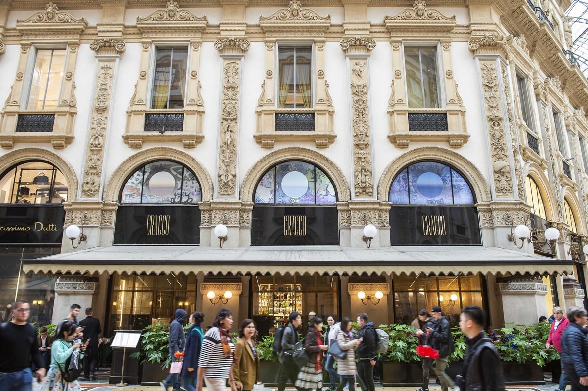 Galleria Cracco Milano