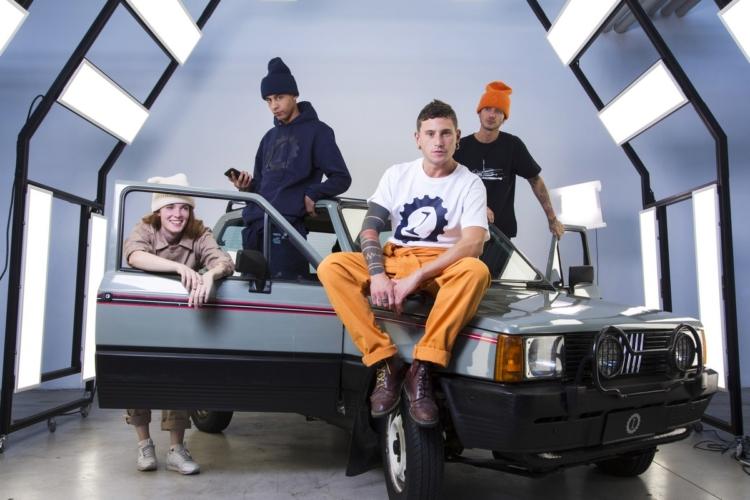 Garage Italia abbigliamento Astronave: la nuova capsule collection
