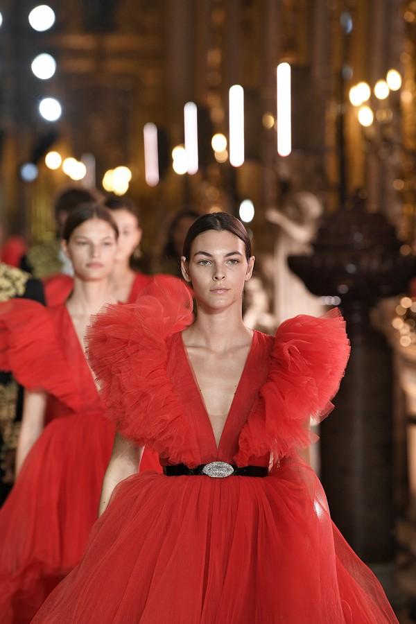 Giambattista Valli H&M sfilata Roma
