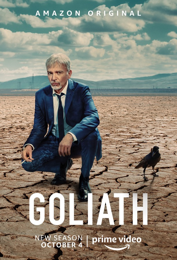 Goliath 3 stagione Amazon