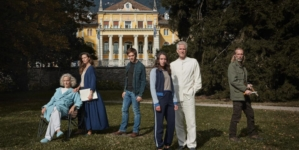 "Grand Hotel Imperial Levico: set speciale della serie thriller ""Sanctuary"""