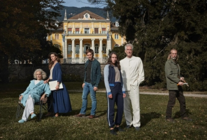 """Grand Hotel Imperial Levico: set speciale della serie thriller """"Sanctuary"""""""