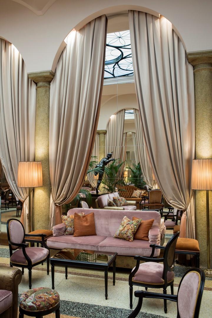 Grand Hotel et de Milan Dimorestudio