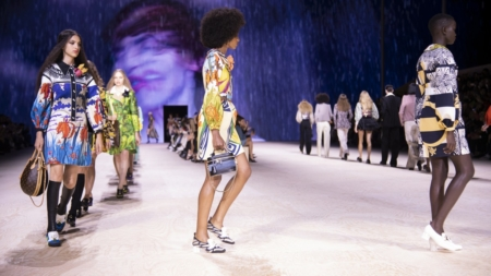 Louis Vuitton Donna primavera estate 2020: la nuova Belle Époque