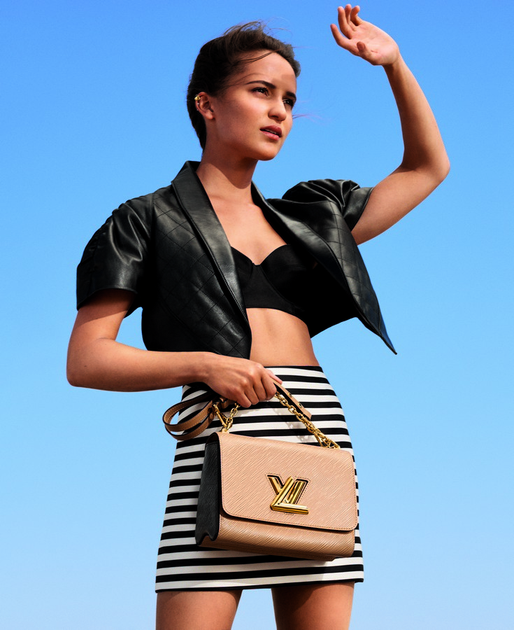 Louis Vuitton campagna borse New Classic