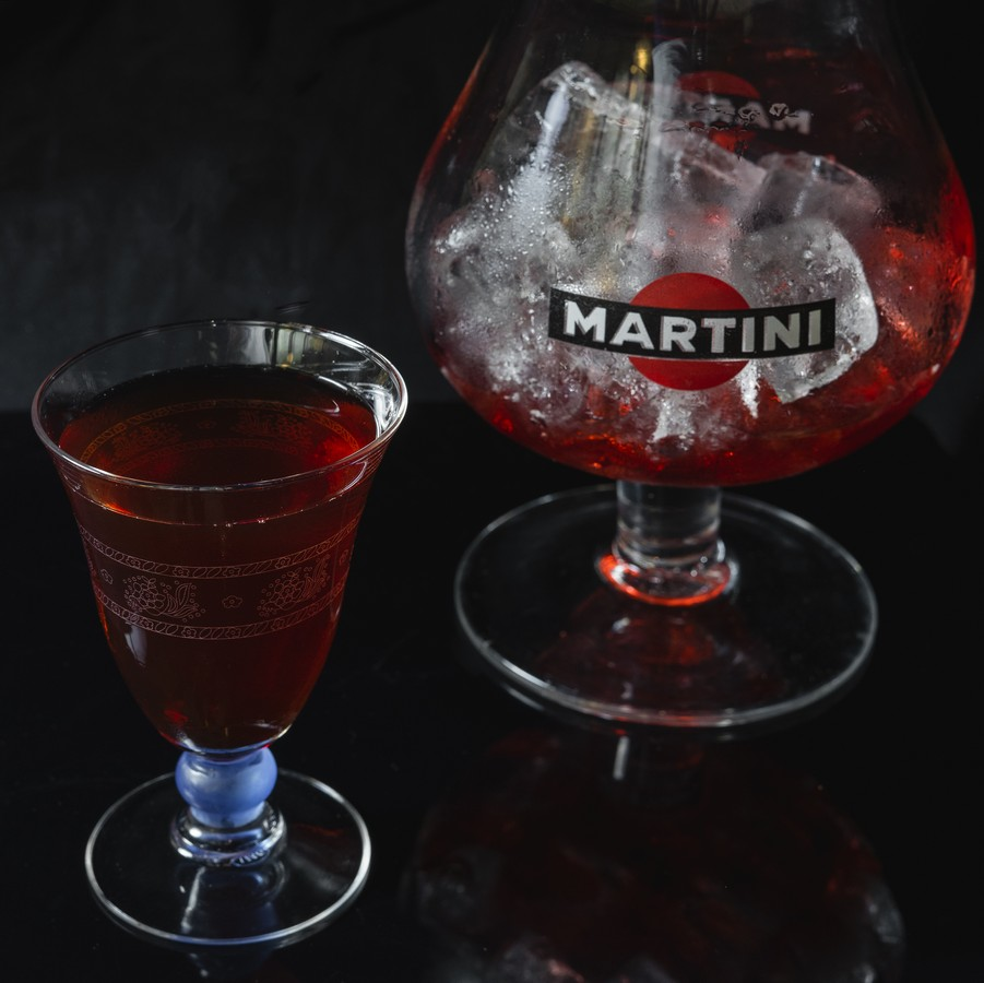 Martini Making bitter choices