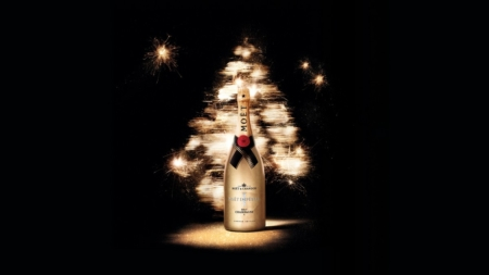 Moët & Chandon Imperial 150: la limited edition dorata per il Natale 2019