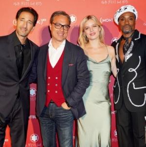 Montblanc M Red collezione 2019: il party a Parigi con Charlotte Casiraghi e Adrien Brody