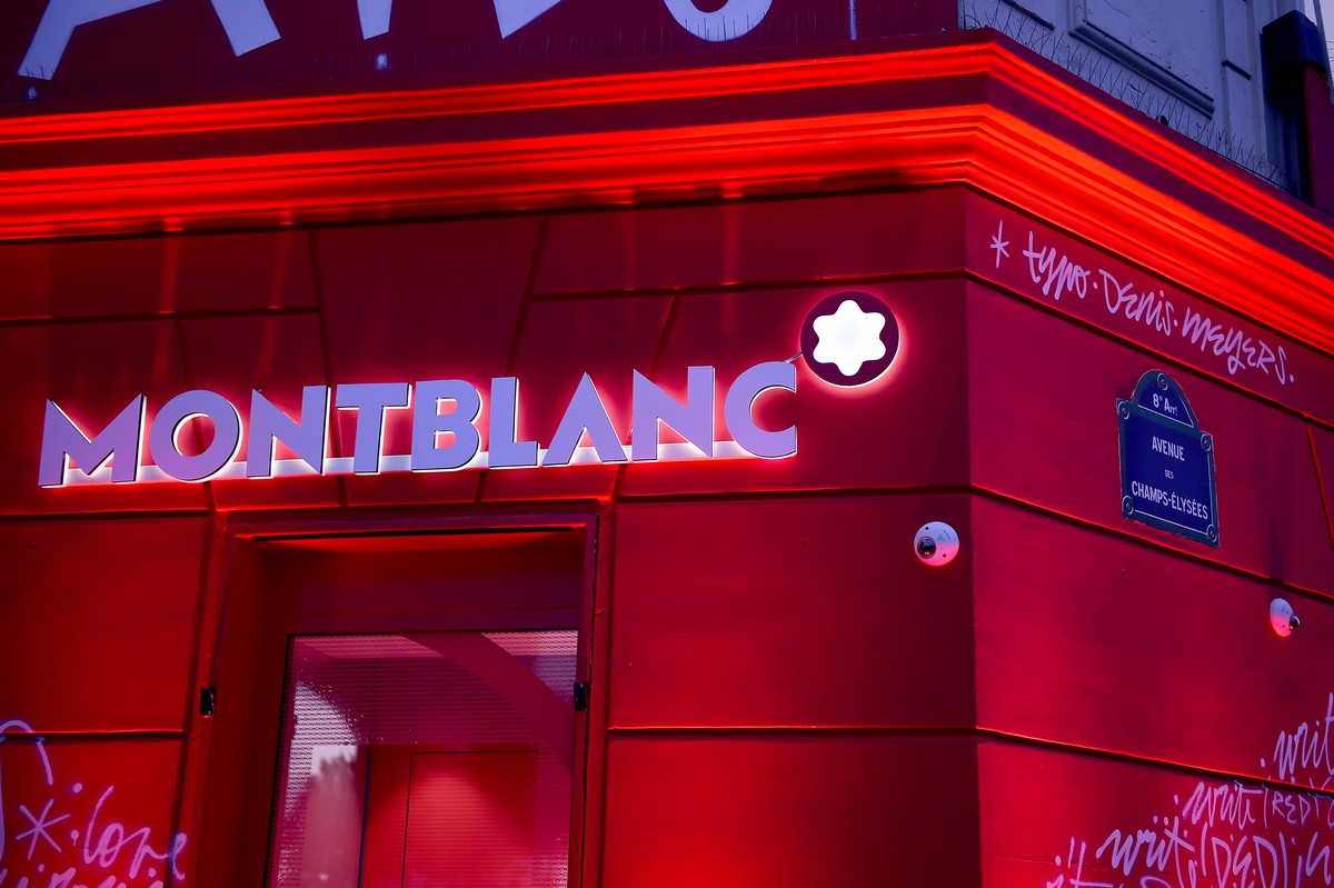 Montblanc M Red collezione 2019