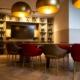 N10 experience Milano: il ristorante di Alessandro Del Piero con gli arredi Pedrali