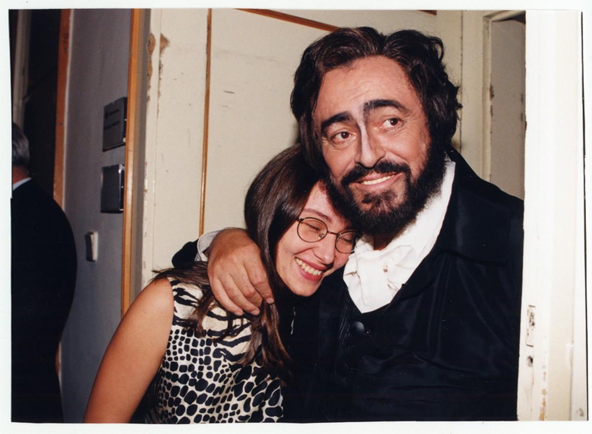 Pavarotti Ron Howard film