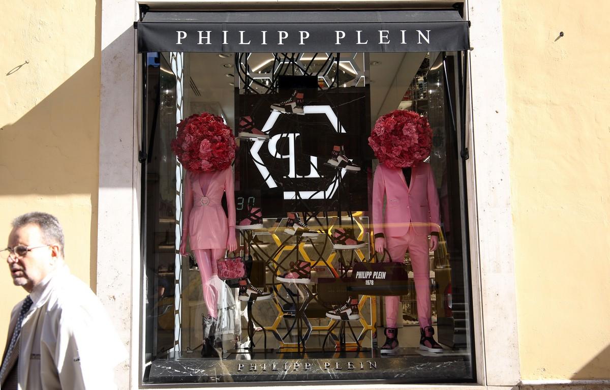 Philipp Plein Via del Babuino Roma