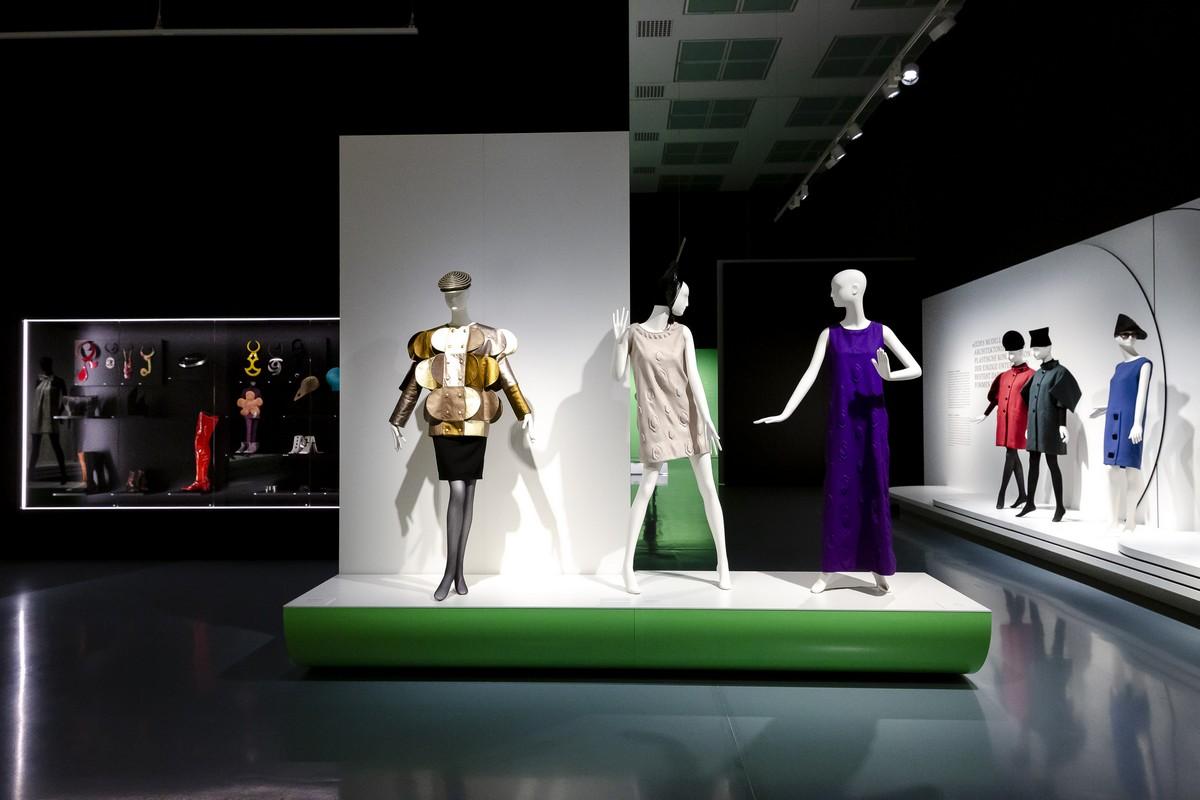 Pierre Cardin Fashion Futurist