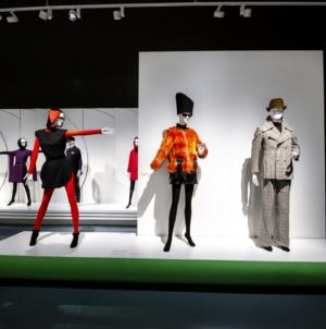 Pierre Cardin Fashion Futurist: la mostra dedicata allo stilista a Dusseldorf