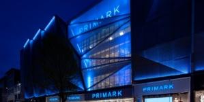 Primark Birmingham High Street: iGuzzini illumina il più grande store al mondo