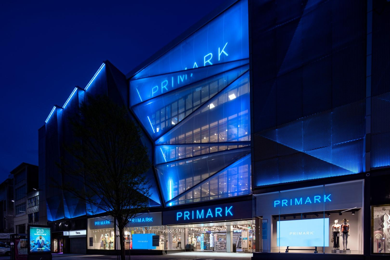 Primark Birmingham High Street