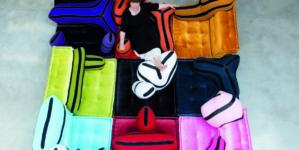 Roche Bobois Joana Vasconcelos: sei icone trasformate in opere d'arte