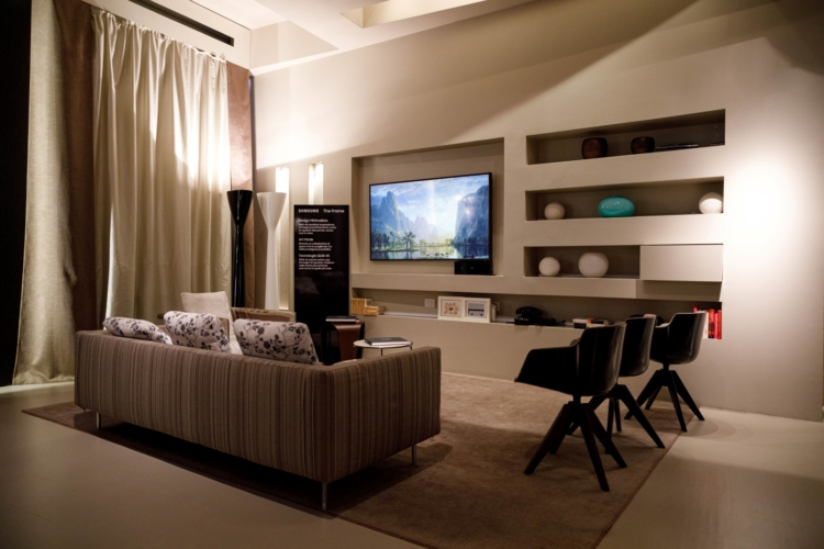 Samsung Lifestyle TV 2019: The Frame e The Serif, l'home entertainment diventa suggestivo
