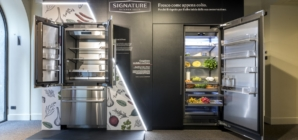Signature Kitchen Suite Italia: la collezione di elettrodomestici di lusso