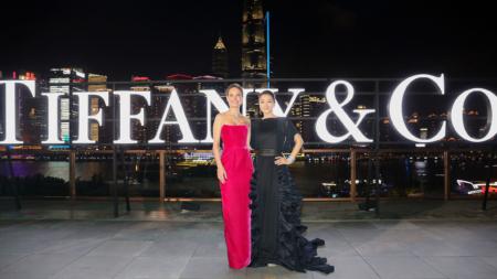 Tiffany & Co mostra Vision & Virtuosity: l'inaugurazione a Shanghai con Brie Larson