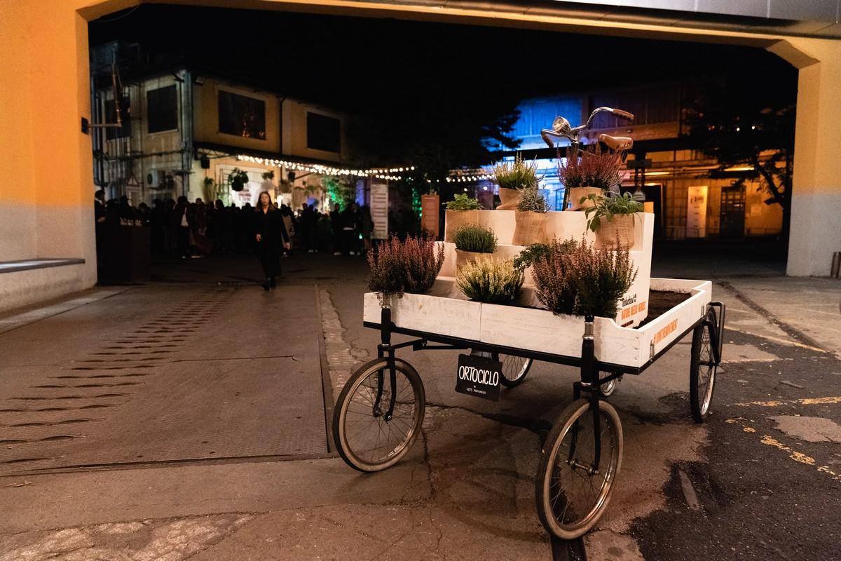 Timberland Urban Greening Base Milano