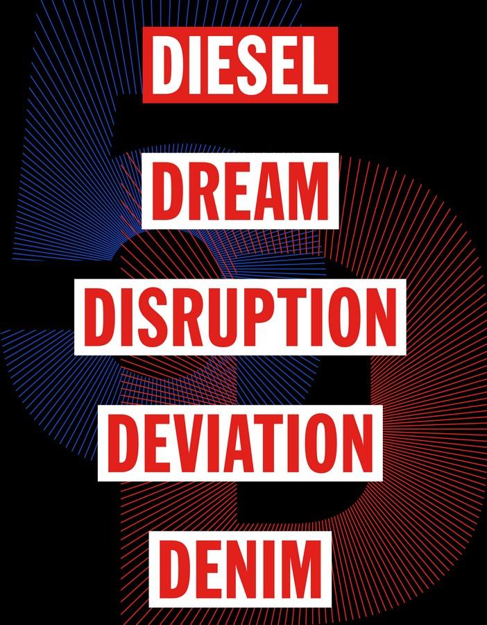 5D Diesel libro