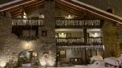 Auberge de la Maison Courmayeur: il fascino della tradizione alpina